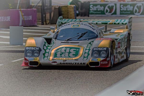 Porsche 962C - Group C Racing - Le Mans Classic 2018