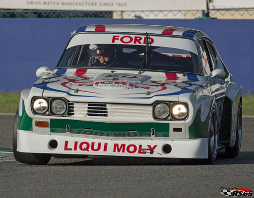 Ford Capri 3100 RS - Heritage Touring Cup - Monza Historic 2019