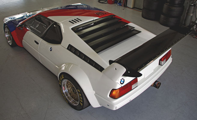 BMW M1 Procar (1979) - Ronny Scheer - Hockenheim Historic - Das Jim Clark Revival 2017