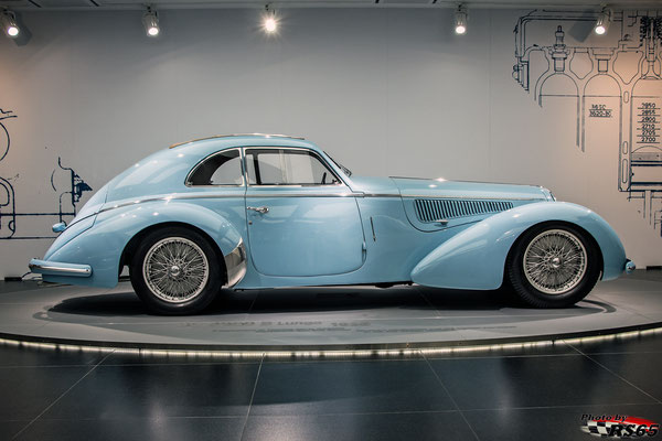 Alfa Romeo 8 C 2900 B Lungo - Alfa Romeo Museum