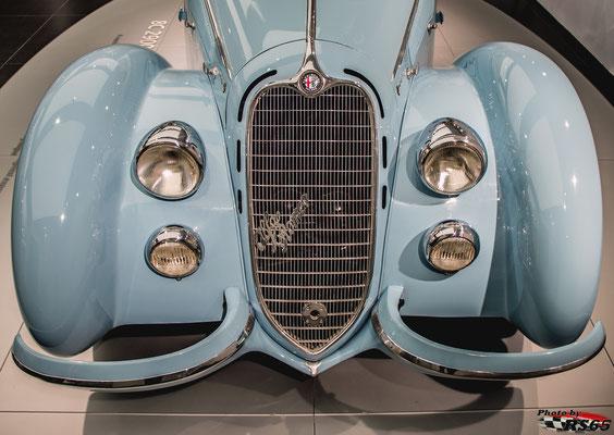 Alfa Romeo 8C 2900 B Lunga - Alfa Romeo Museum