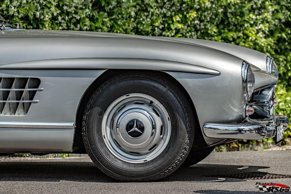 Mercedes-Benz 300 SL - Concorso D'Eleganza Villa D'Este 2019