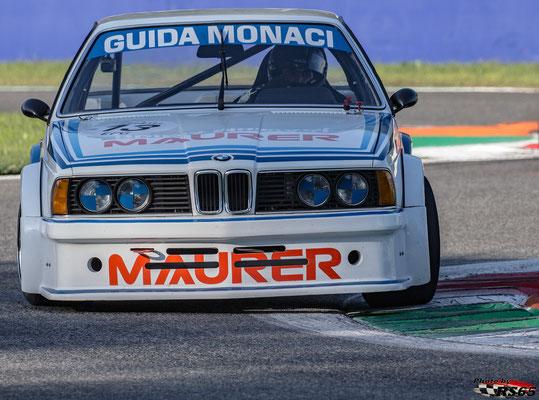 BMW 635 CSI - Heritage Touring Cup - Monza Historic 2019