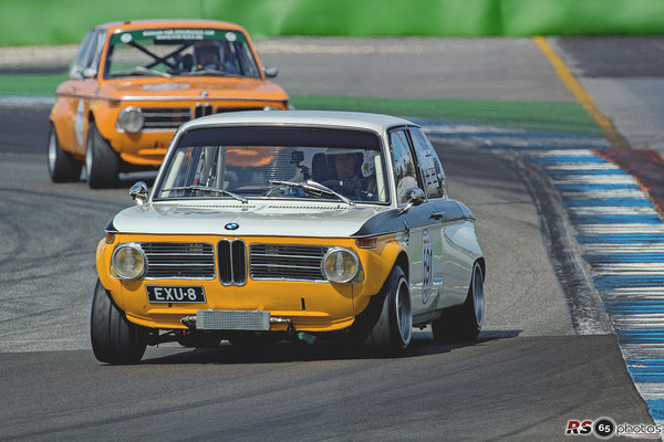 BMW 2002 - Iiro Mäkinen - Dunlop Historic Endurance Cup - Preis der Stadt Stuttgart 2020 - Hockenheimring