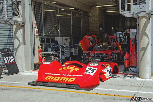 Gebhardt C91- Group C Racing