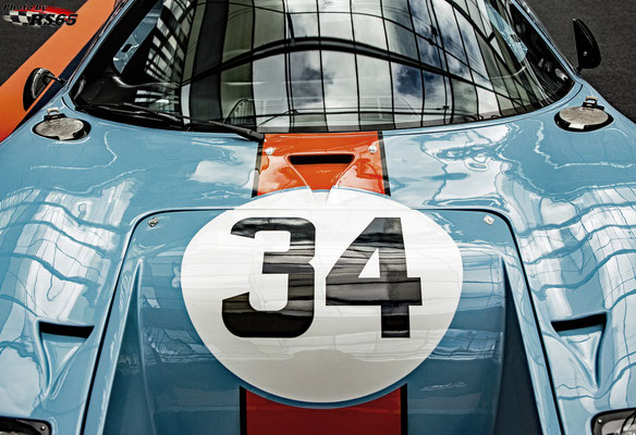 Ford GT 40 - ROFGO Collection - Retro Classics Stuttgart 2020