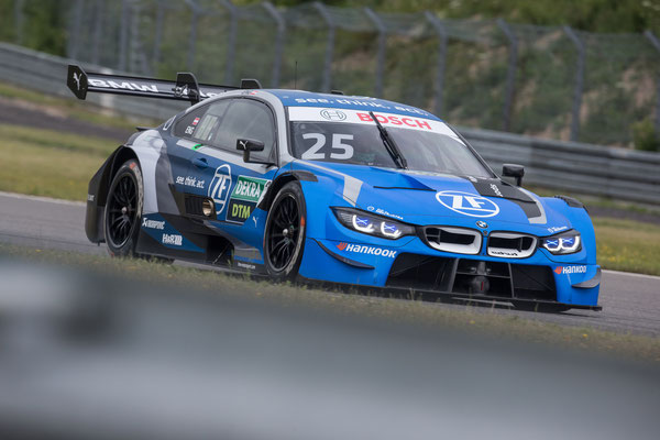 Nürburgring (GER), 8th to 11th June 2020. BMW M Motorsport, DTM test days. BMW works driver Philipp Eng (AUT), ZF BMW M4 DTM