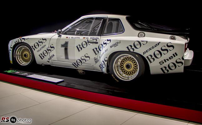 Porsche 944 - Porsche Museum