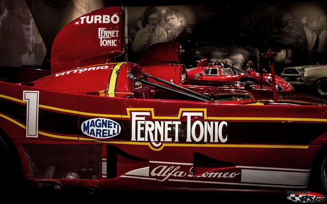 Alfa Romeo Tipo 33 SC 12 Turbo - Alfa Romeo Museum