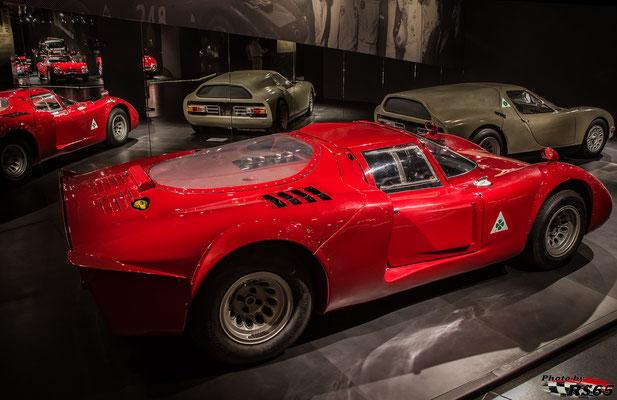 Alfa Romeo Tipo 33/2 Daytona - Alfa Romeo Museum