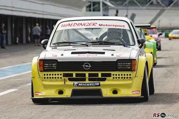 Opel Kadett - Bichler/Waldinger - Hockenheimring 2020