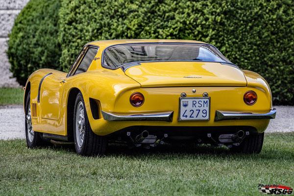 Bizzarrini GT Strada 5300 - Concorso D'Eleganza Villa D'Este 2019