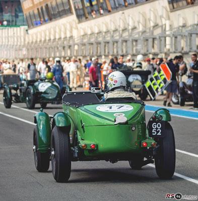 Talbot 105 GO52 - Le Mans Classic 2018