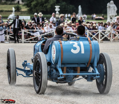 Ballot 5/8 LC Indianapolis - Chantilly Arts & Elegance Richard Mille 2019