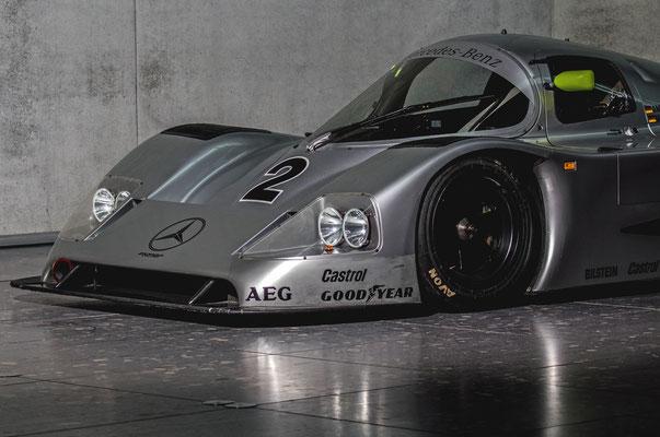 Sauber Mercedes C11 - ROFGO Gulf Heritage Collection