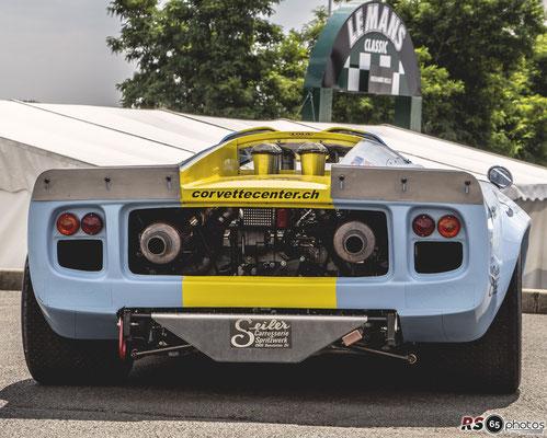 Lola T70 Mk III - Le Mans Classic 2018
