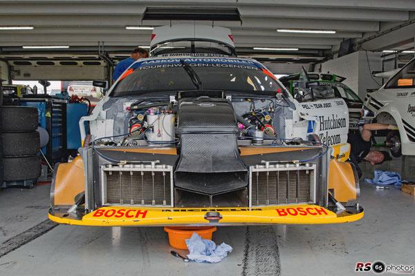Opel Calibra DTM/ITC - Kasper Aaskov - Hockenheimring 2020