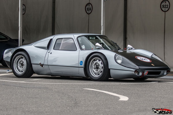 Porsche 904 - Solitude Revival 2019