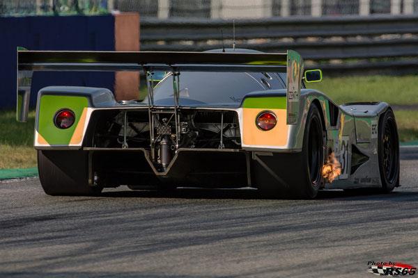Mercedes Benz C11 - Croup C Racing - Monza Historic 2019