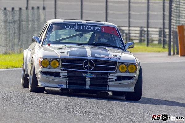 Mercedes SLC 450 - Hubert Färber - Histo Cup - Bosch Race - Salzburgring 2021