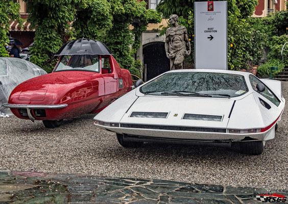 Ferrari 512 S Modulo - Concorso D'Eleganza Villa D'Este 2019
