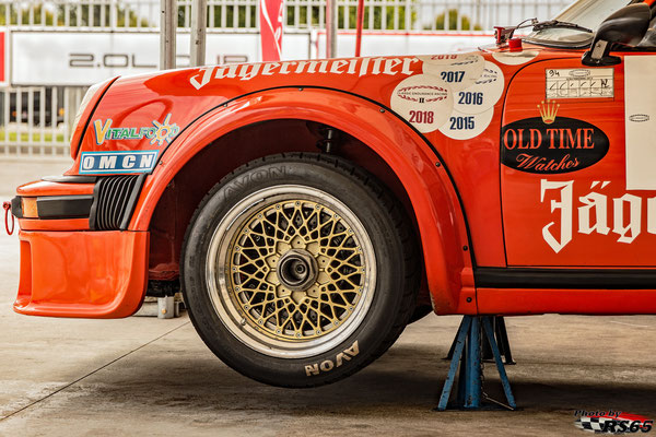 Porsche 934 - Classic Endurance Racing II - Monza Historic 2019