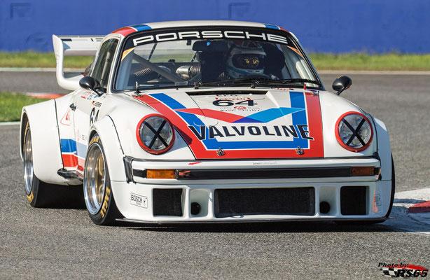 Porsche 934 /5 - Monza Historic 2019 - Peter Auto