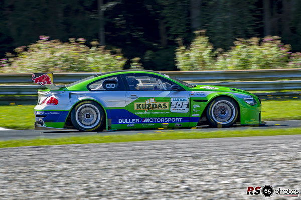 BMW Alpina B6 GT3 - Daniel Keilwitz - Siegfried Kuzdas - Histo Cup - Bosch Race - Salzburgring 2021