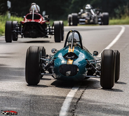 Brabham BT 3- Solitude Revival 2019
