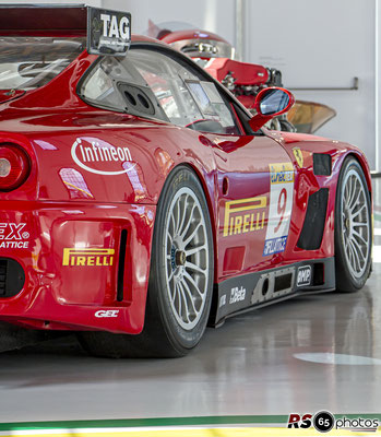 Ferrari 575 GTC -  Enzo Ferrari Museum Modena