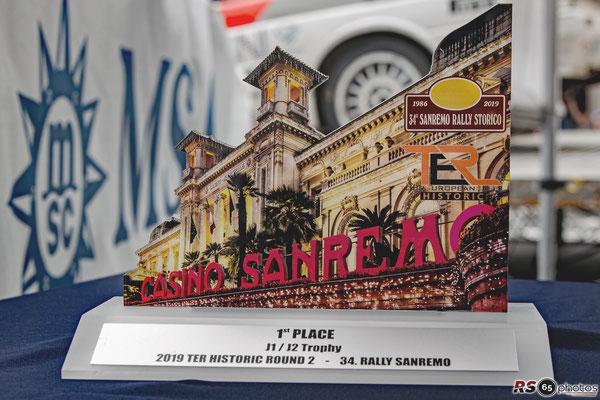 Sanremo Rallye Storico 2019