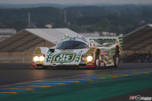 Porsche 962C - Group C Racing