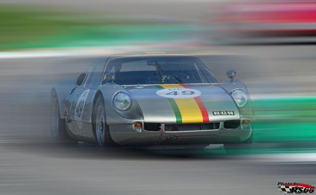Porsche 904 GTS - Monza Historic 2019 - Peter Auto