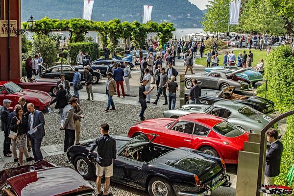Impression - Concorso D'Eleganza Villa D'Este 2019