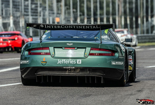 Aston Martin DBR 9 - Monza Historic 2019 - Peter Auto