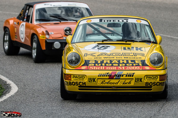 Porsche 964 Carrera Cup - Solitude Revival 2019