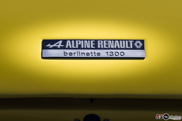 Alpine A110 - Dennis Hummelsiep
