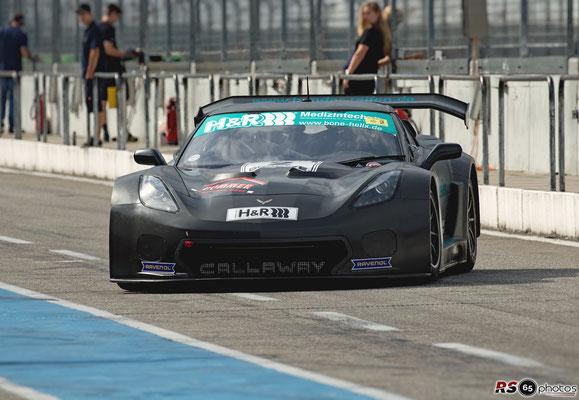Chevrolette Corvette Z06 GT3-R - Jürgen Bender - Hockenheimring 2020