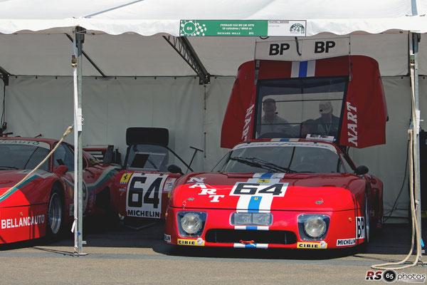 Ferrari 512 BB LM - Le Mans Classic 2018