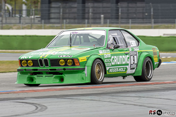 BMW 635 CSI Alpina - Frank Jacob - FHR Spring Classic - Hockenheimring 2021