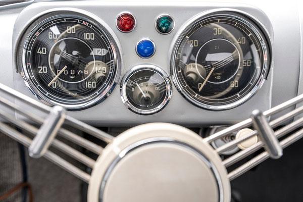 1951 Porsche 356 SL Gmünd Coupé - Petersen Automotive Museum