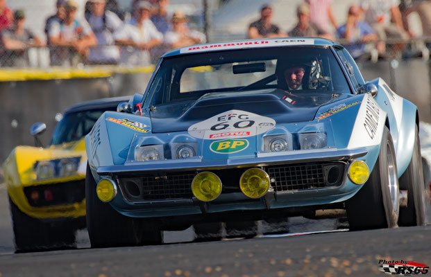 Chevrolet Corvette C3 - Le Mans Classic 2018