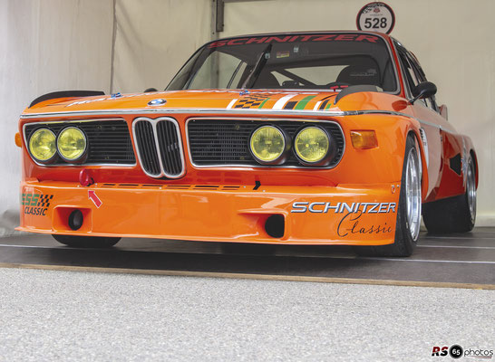 BMW Schnitzer 3.0 CSL - Spiess Gruppe - Solitude Revival 2019