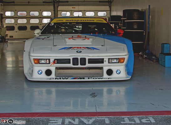 BMW M1 Procar (1979) - Peter Heinrich - Hockenheim Historic - Das Jim Clark Revival 2017