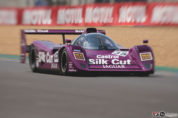 Jaguar XJR 14 - Group C Racing