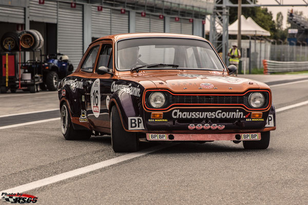 Ford Escort 1600 RS - Heritage Touring Cup - Monza Historic 2019