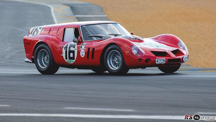 Ferrari 250 GT Breadvan - Le Mans Classic 2018