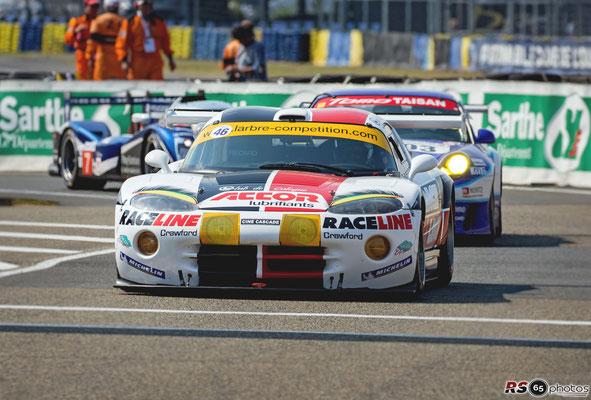 Chrysler Viper GTS-R - Le Mans Classic 2018