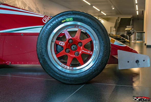 Alfa Romeo Formula Alfa Boxer - Alfa Romeo Museum