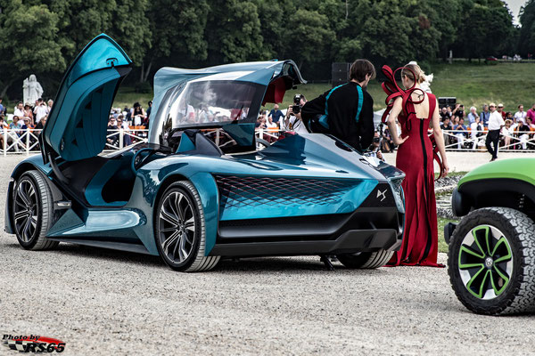 DS X E-Tense - Chantilly Arts & Elegance Richard Mille 2019